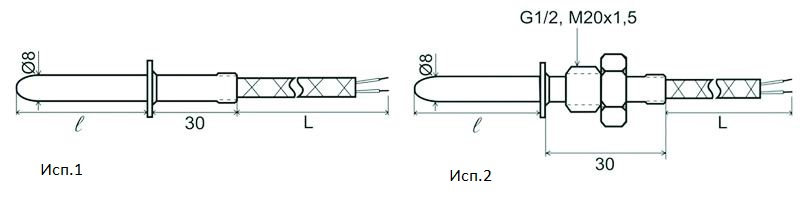 Реле температурное РТ-4