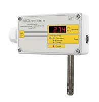 Измеритель-регистратор температуры и влажности EClerk-M-RHT-HP