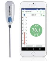 Bluetooth-Термометр RELSIB WT51 (термометр-щуп)